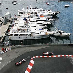 McLaren One-Two at the Monaco GP