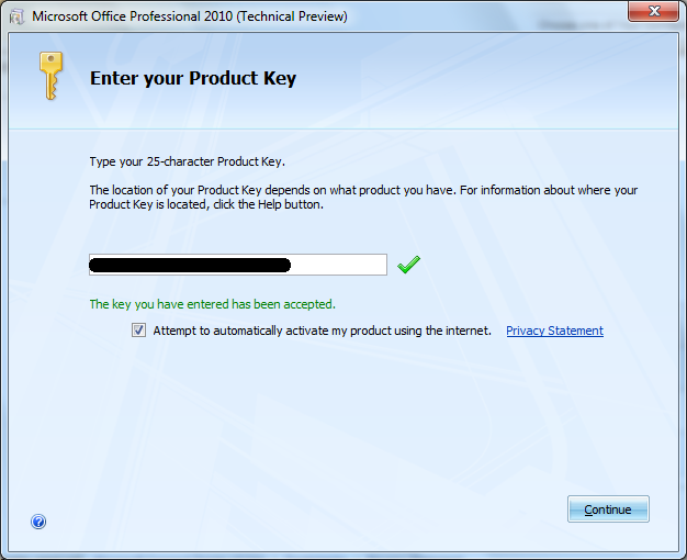 how to find the product key for office 2010