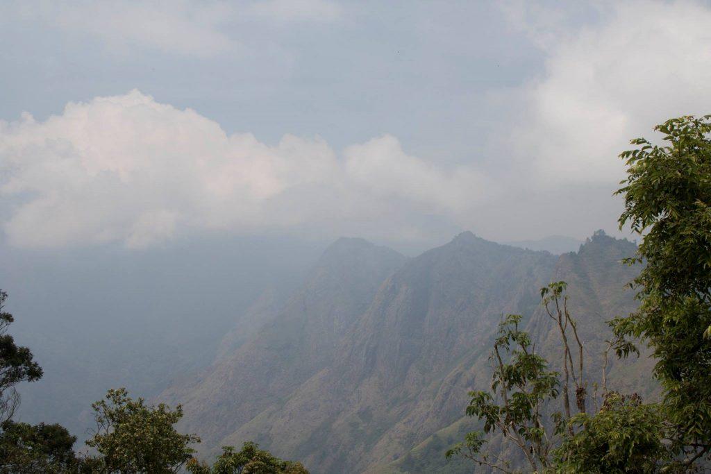 Kerala - Munnar - Top Station